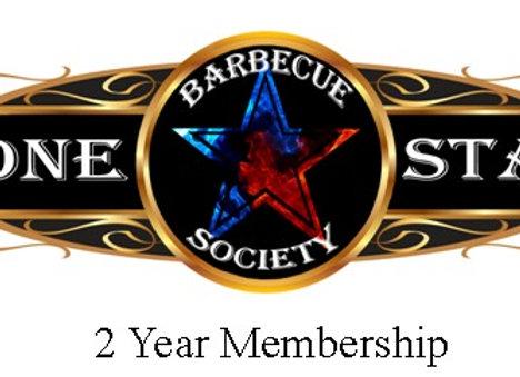 2 year Membership