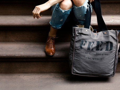 FEED Projects: Fashion that Gives Back