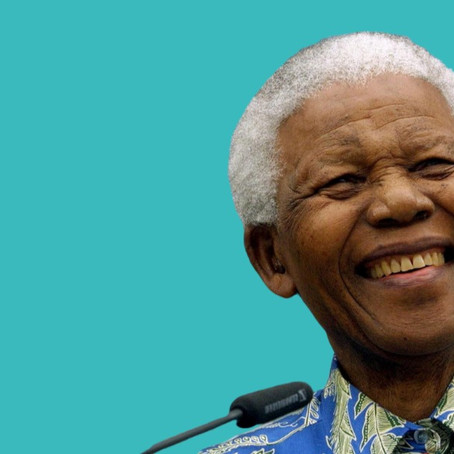 Nelson Mandela's Been A Troublemaker Since Birth