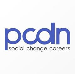PCDN Social Change Careers