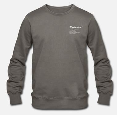 eelsucker sweatshirt letter brown.jpeg
