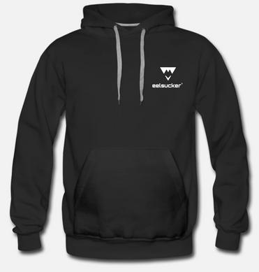 eelsucker basic hoody black