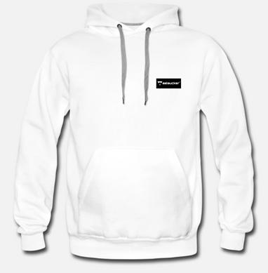 eelsucker basic hoody white