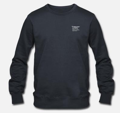 eelsucker letter sweatshirt