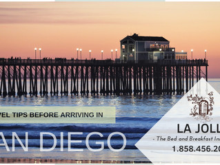 5 Travel Tips Before Arriving in San Diego