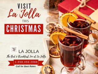 4 Reasons to Visit La Jolla This Christmas