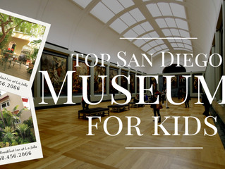 Top San Diego Museums For Kids