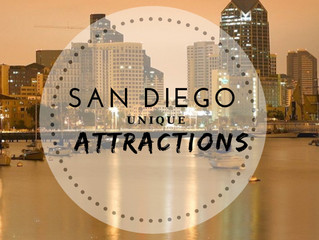 3 Unique Attractions in San Diego