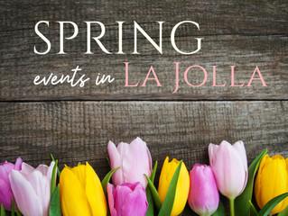 Spring Events in La Jolla