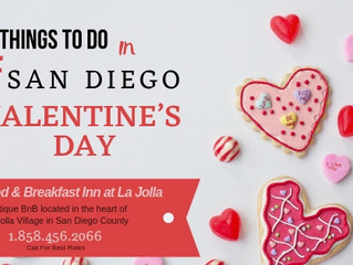 4 Things to Do in San Diego for Valentine's Day