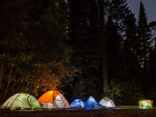 4 Best Places to Camp in San Diego