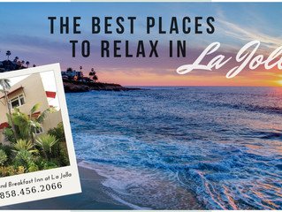 The Best Places to Relax in La Jolla