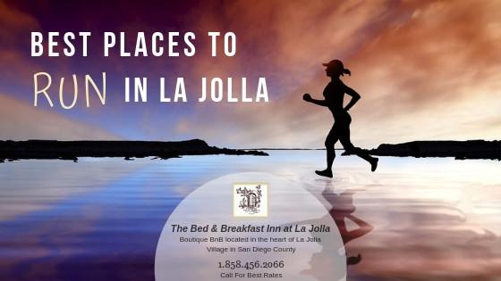 Best Places to run in La Jolla