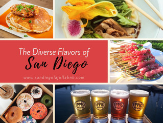 The Diverse Flavors of San Diego