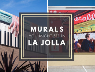 3 Murals You Might See In La Jolla