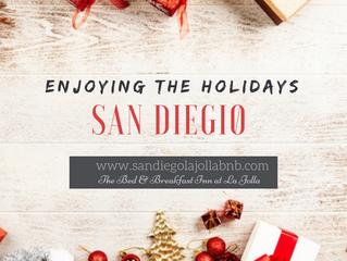 Enjoying the Holidays in San Diego