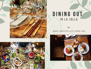 4 Tips for Dining Out On Your Vacation