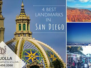 4 Best Landmarks in San Diego