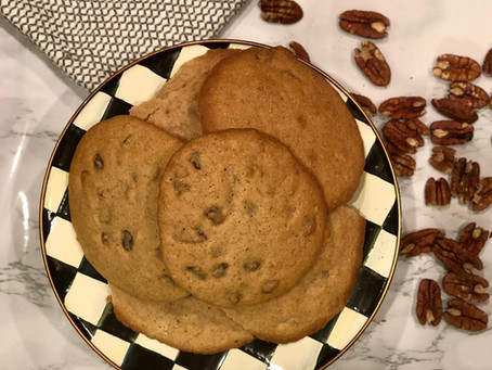 Banana Bread-Style Soft Cookies