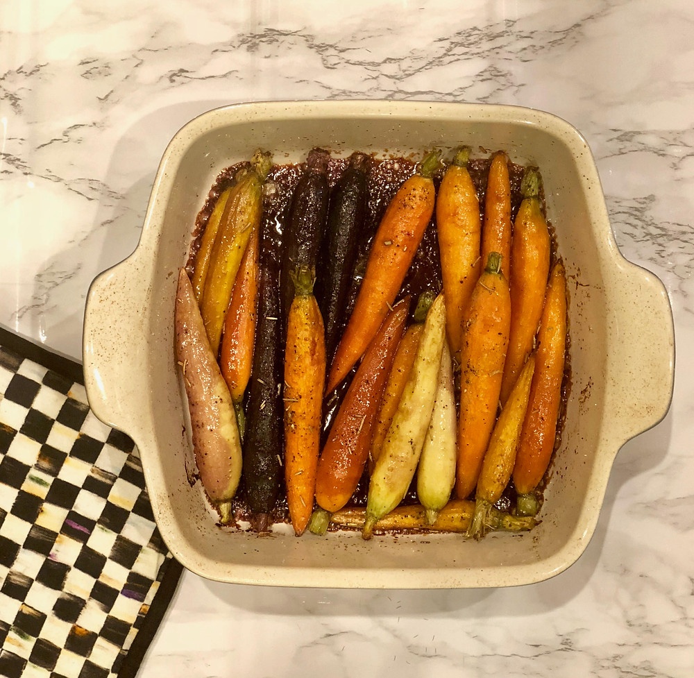 low-fodmap, gluten-free, allergen-friendly, vegan holiday side dish