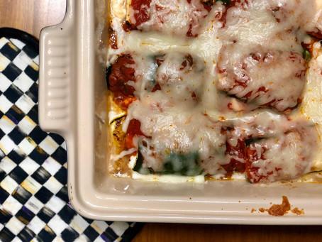 Easy Zucchini Rollatini