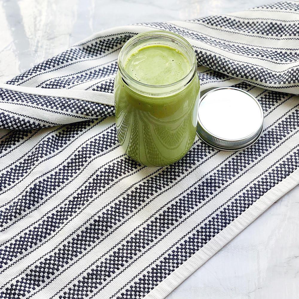5-ingredient, 5-minute smoothie