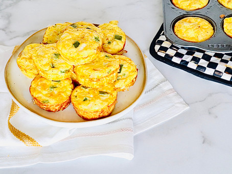 Western Omelet Egg Muffins