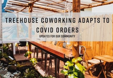 Treehouse coworking adapts to COVID orders
