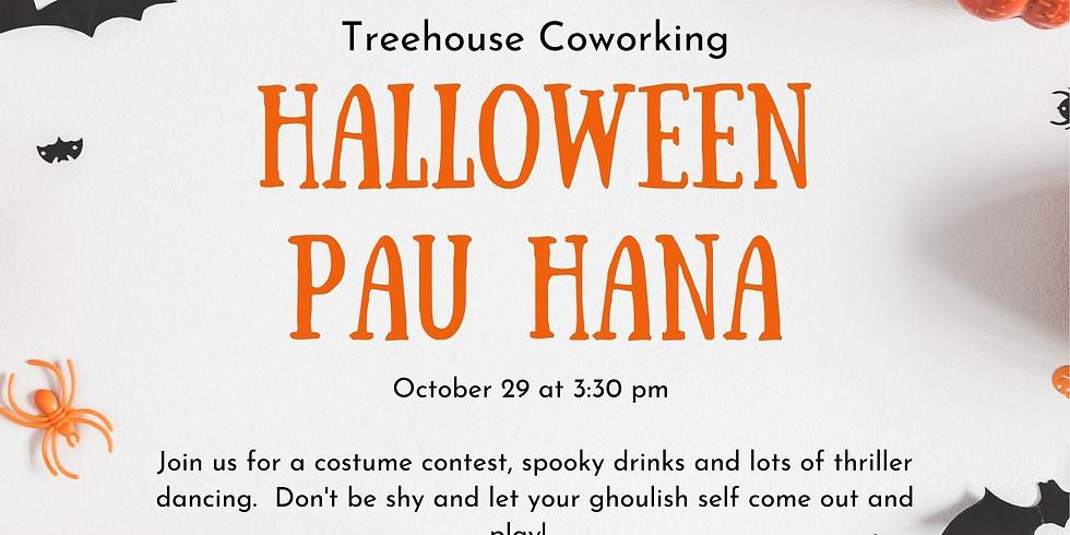 Halloween Pau Hana