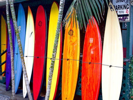 History of Hawaiian Surfing and mid 19th century film of Oahu Wrap-Up