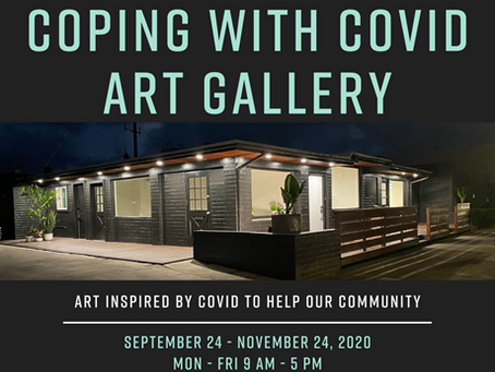 Coping with COVID Art Gallery