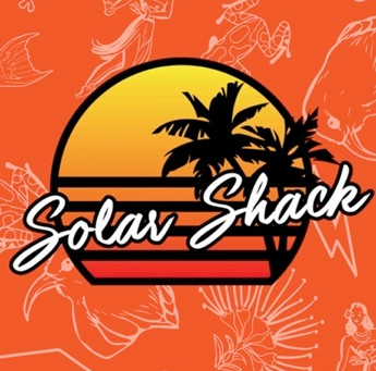 Solar Shack - Your new morning routine!