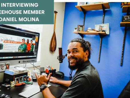 Interviewing Treehouse Member Daniel Molina
