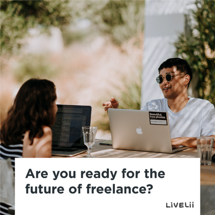 Freelance is a future that's already here.