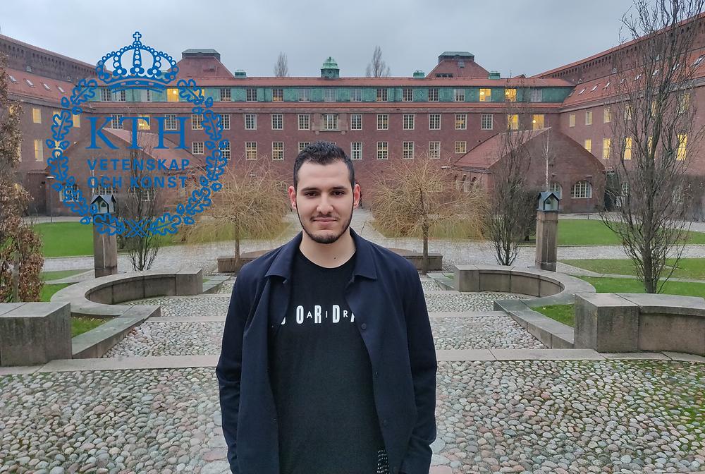 Rayan, étudiant en double-diplôme à KTH Stockholm, nous fait découvrir sa vie en Suède