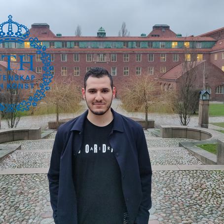 KTH Stockholm - Etudes à l'étranger : Rayan Meznad
