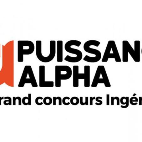 Concours Puissance Alpha : Rapport de conférence de presse