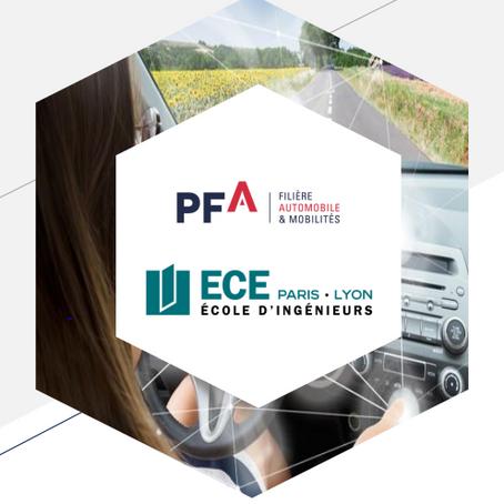 Conférence de presse ECE : Automobile de demain