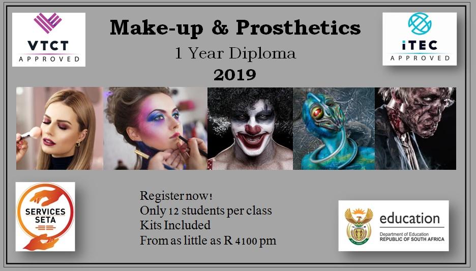 Make-up & Prosthetics 2019