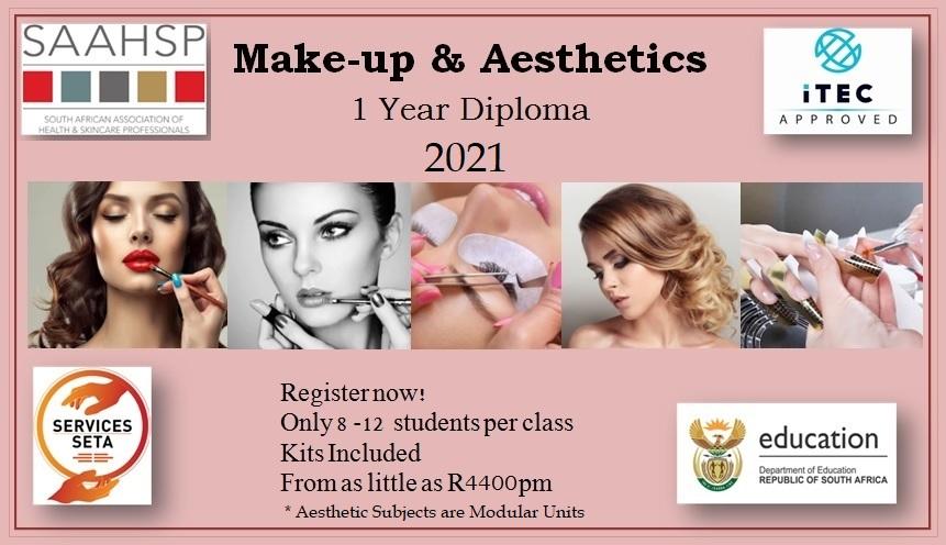 Make-up & Aesthetics 2020