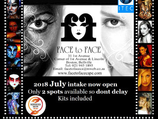 Make-up & Prosthetic's Diploma July Intake