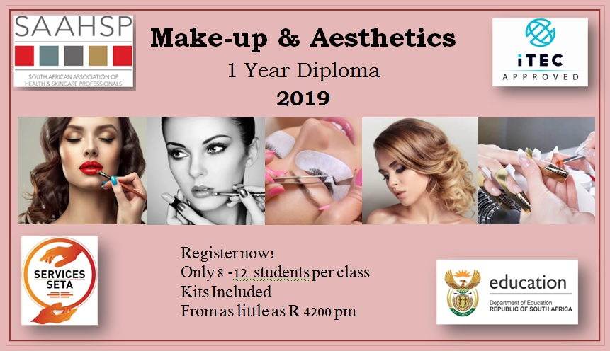 Make-up & Aesthetics 2019