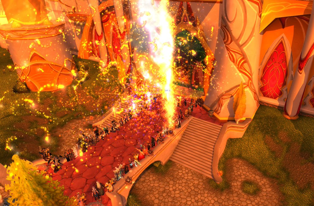 Aeriyth and Binor's Wedding