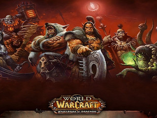 Patch 1.0 - Warlords of Draenor