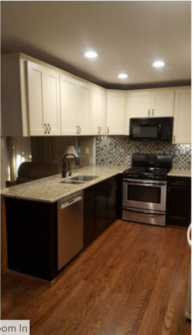 Dual color kitchen cabinets - Troy.JPG