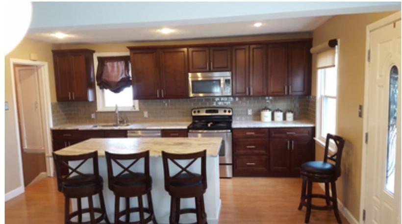 Kitchen Cabinets, Ferndale - After.JPG