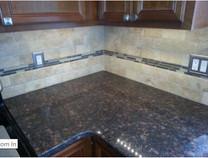 Granite countertop, Wixom, Mi - Kitchen