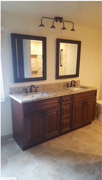 Bathroom remodel, Rochester Hills - New