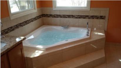 Bathroom Remodel, Bloomfield Twp - New J