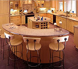 Granite countertop, Troy, MI - Kitchen r